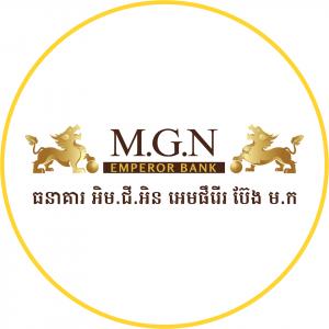 M.G.N Emperor Bank Plc.